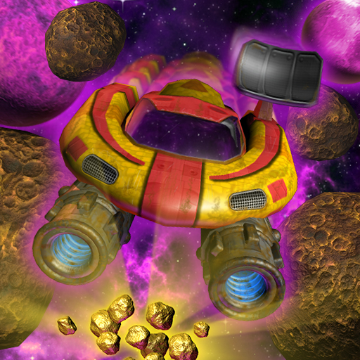 Space Miner app con